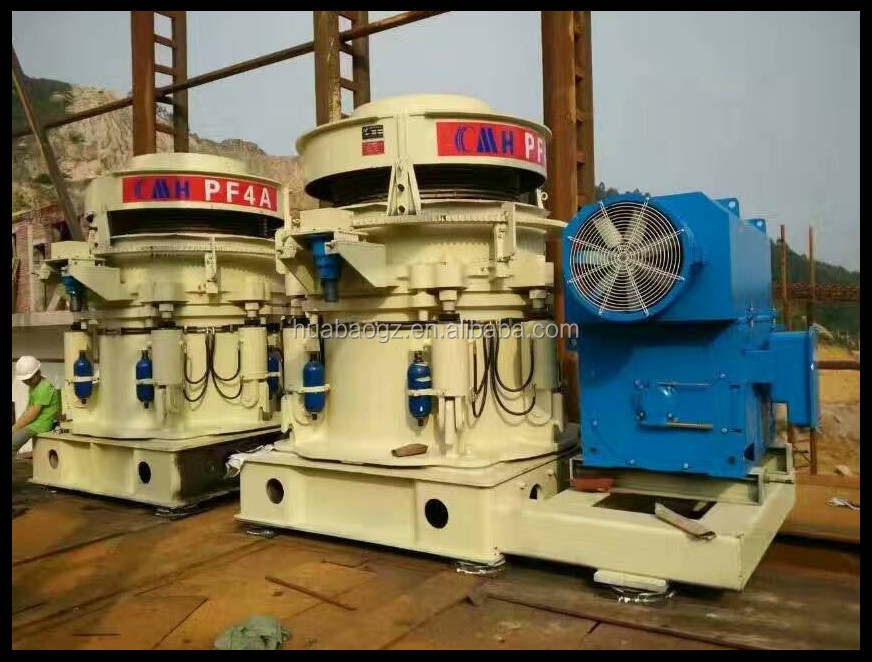 Global Multi-cylinder Hydraulic Cone Crusher HP100 HP200 HP300 HP400 Cone Crusher