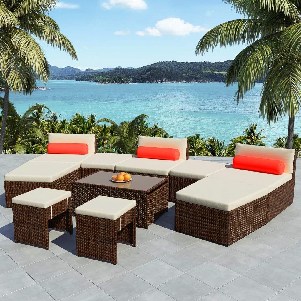 Awe Inspiring Buy 5 Pieces Black Modern Modular Sectional Sofas In Cheap Evergreenethics Interior Chair Design Evergreenethicsorg