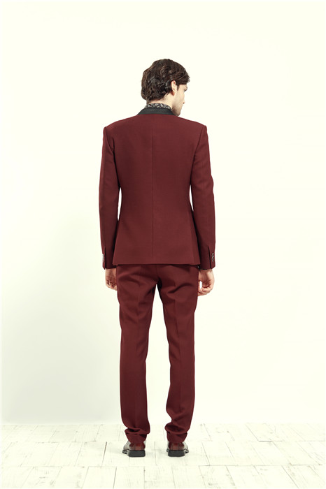 portable men custom made business suit for adult