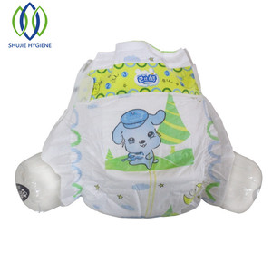 Wholesale Free Samples Absorption Adult Baby Diaper