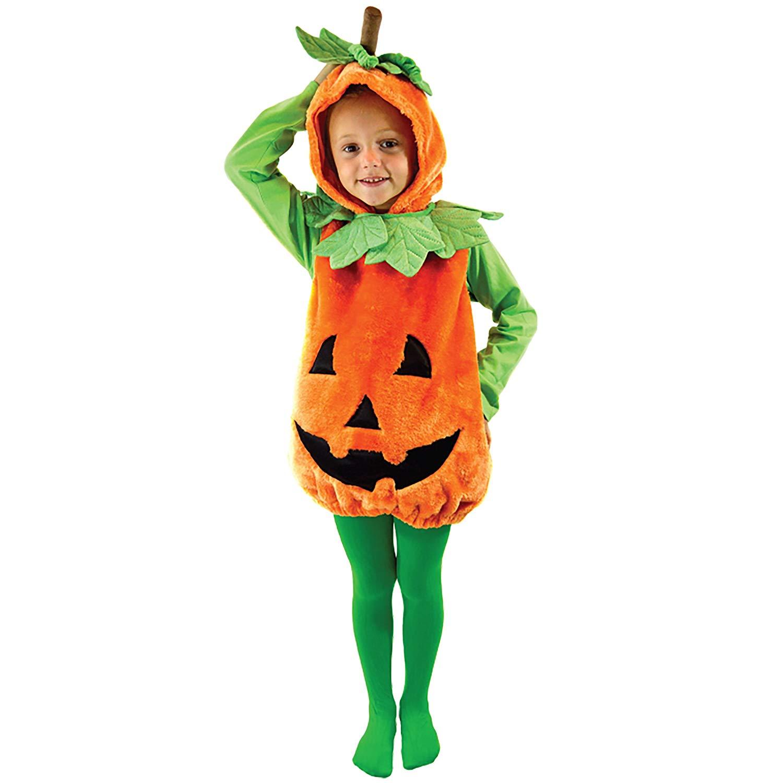 Spooktacular Creations Deluxe Pumpkin Costume Set