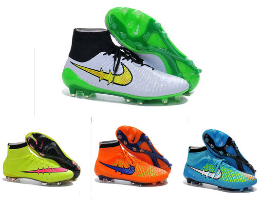 300762d91 Get Quotations · New 2015 fashion designer Magista Obra FG soccers for men  football boots with ACC superman fly
