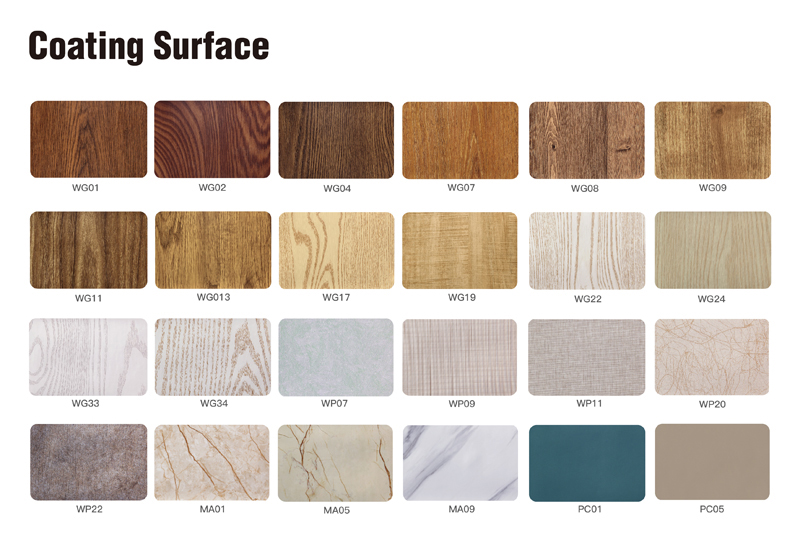 PVC wall panels price in Pakistan Wood Finish Low Price Sound-proof