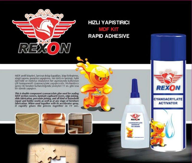 Rexon Mdf Activator