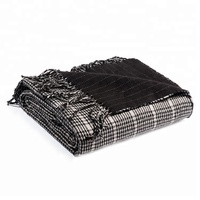 Popular new producing fashion wholesale weighted superior chunky blanket