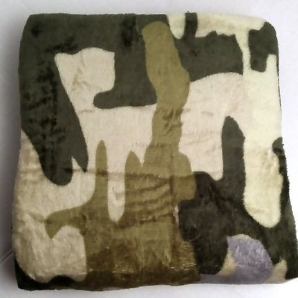 Camouflage Camo Army Green Home Deco Teens Toddlers Blanket Adult Teen Travel Pillow Cushion Kids Plush Soft Toy Toddlers