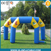 Hot Sale PVC Red Bull Brand Inflatable Advertising Archway