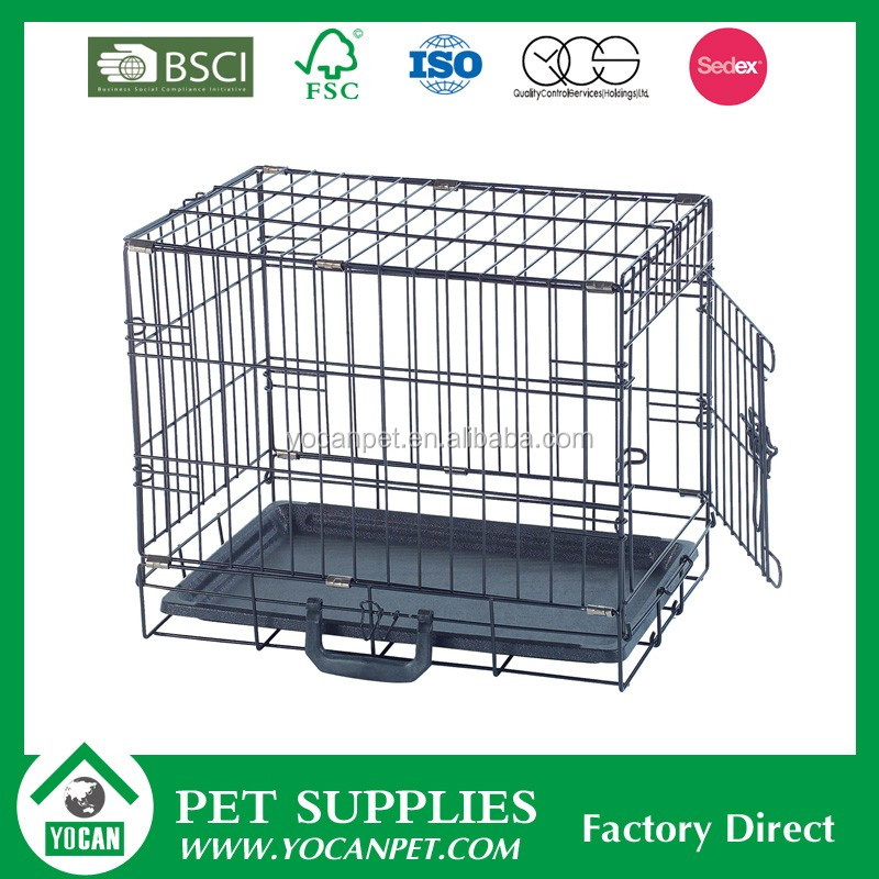 small Different kinds of dog transport cage