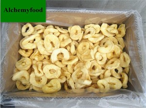 2014 hot sale air dried apple chips , names of all dried fruits