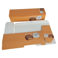 custom cookie chocolate food gift packing paper box