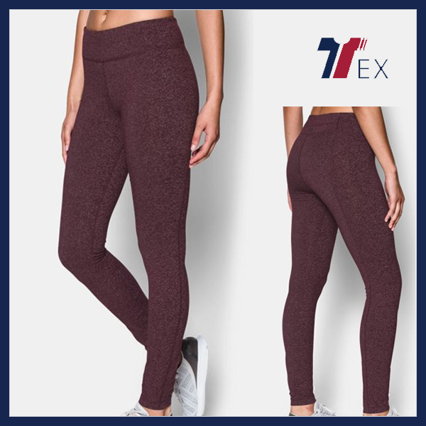 Wholesale fitness clothing custom yoga pants compression tights athletic apparel manufacturers