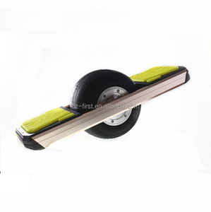 New Model Single Big Wheel Electric Scooter 1000W 48V with LED Light Free Shipping