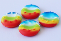 Silicone Button Caps For Ps4 Controller Rubber Silicone Cover For ...