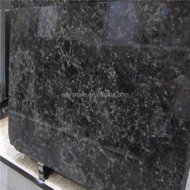 China Blue Granite Countertop Slab, China Blue Granite