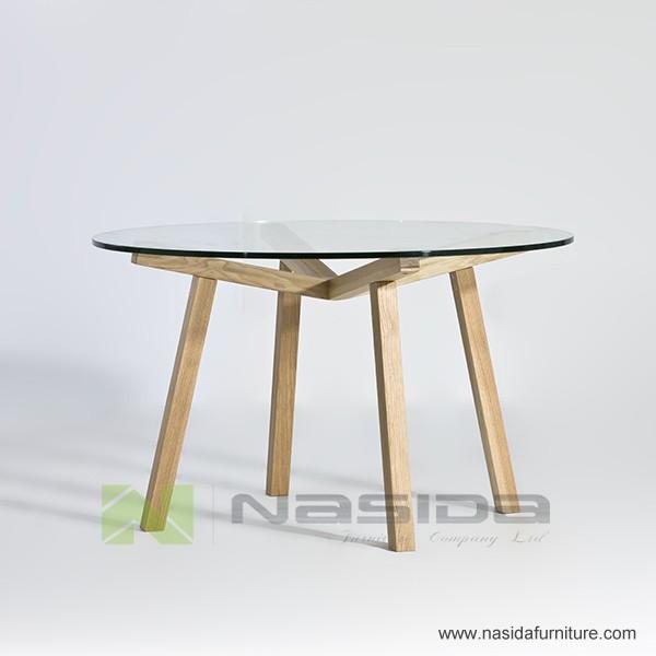 tl una mayor u uumm tapa de cristal de madera maciza base