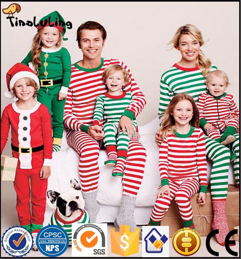 wholesale family christmas pajamas fashion snowflake sets homewear Wholesale Family Christmas Pajamas Fashion Snowflake Sets