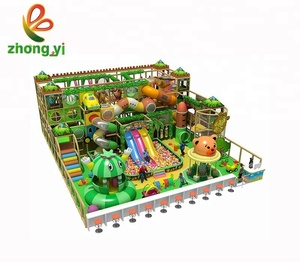 Kids Entertainment Center Indoor Playground Equipment