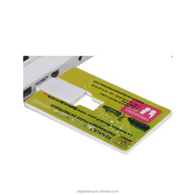 Special usb 3.0 card flash memory/ business card/bank card