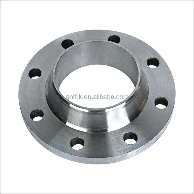 carbon steel weld neck raised face flange