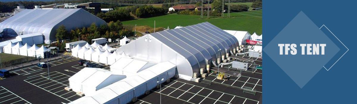 Guangzhou Event Tent Co Ltd  Aluminum Tent Warehouse Tent