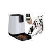 New Smart Pet Products Wifi Remote Control Automatic Dog Food Bowls Feeder