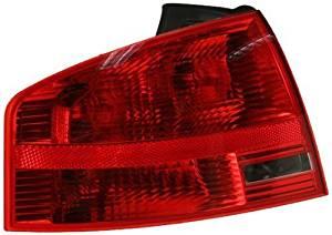 HELLA H24014041 3014 Series 100 Watt 12-36 V Heavy Duty Amber//Red Turn//Tail Lamp