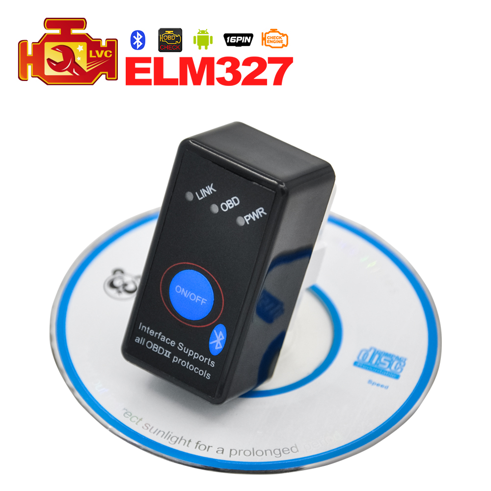 super mini bluetooth elm327 v2 1 elm 327 obd2 obd ii can. Black Bedroom Furniture Sets. Home Design Ideas