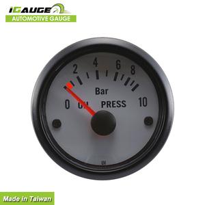 Air Core Motor Movement Electrical Car Accessory Oil Pressure Meter