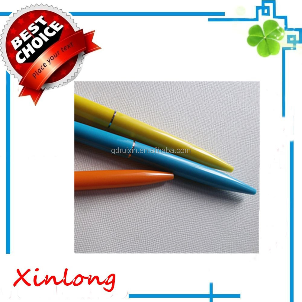 new arrival cheapest click ballpoint pen used for School and office ,custom logo pen