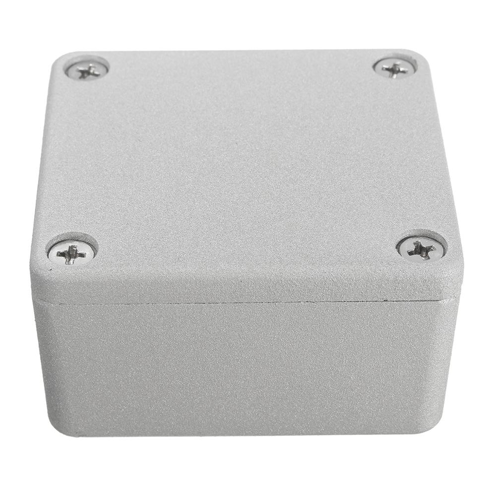 ISO9001 OEM die casting , Anodized Custom Electrical Aluminum Enclosure/Case/Housing,Ip67 waterproof Extruded Enclosure