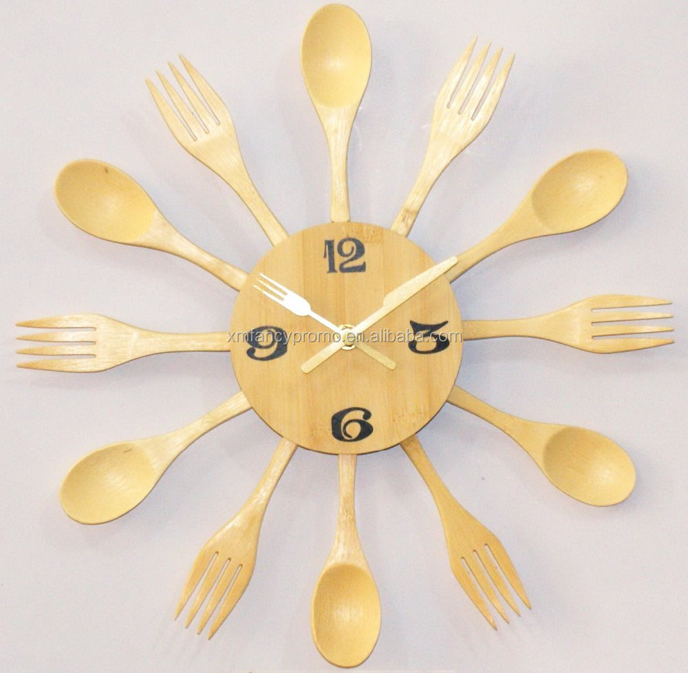 Wall Clock With Spoon And Fork Wholesale, With Spoon Suppliers - Alibaba