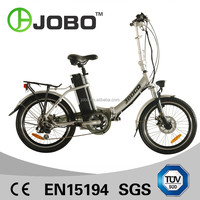 Pocket Electric Bike /Mini Folding Bicycle for Road Riding JB-TDN02Z