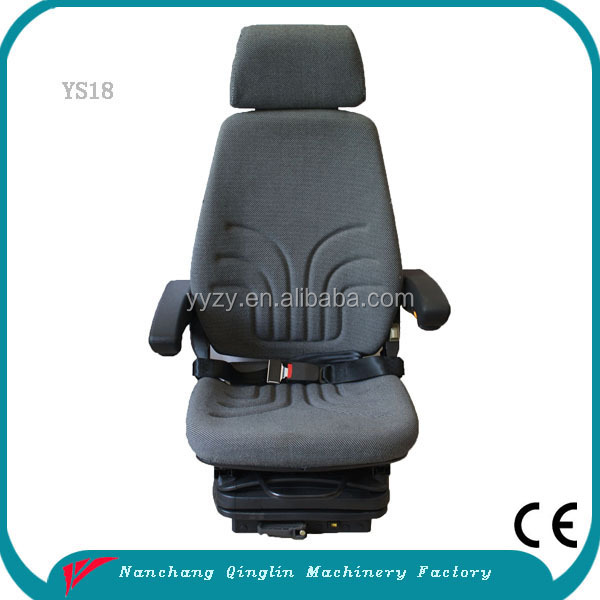 Qinglin YS18 volvo folding truck seat covers made in China