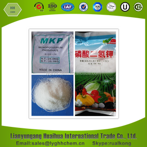 Purity 98% min monopotassium phosphate fertilizer price
