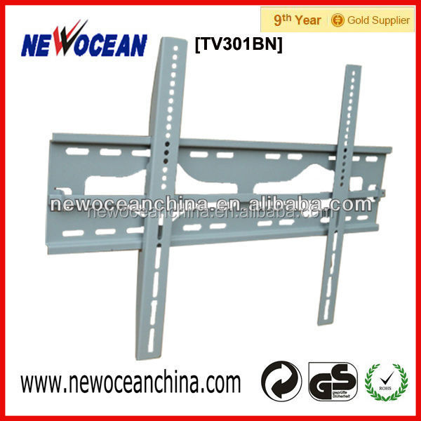 TV301 wall mount bracket VESA standard for lcd 60kgs tv mounted