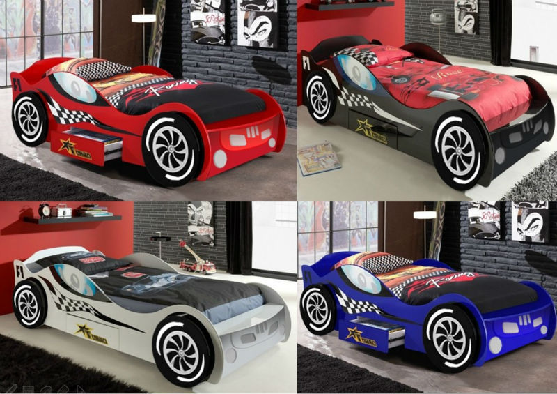 racer car bed 2015 hot sale kids furniture set for boy india southafrica dubai