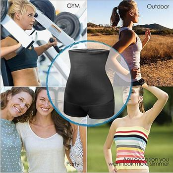 Sex Slimming Body Shaper Underwear Gen Bamboo Fiber Magic Charcoal Women Slimming Suits Pants Bra Bodysuit Body Shaper