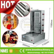 Ss Voedsel Standaard Rotisserie Kip Oven Gas, Gas Kebab Grill, <span class=keywords><strong>Doner</strong></span> <span class=keywords><strong>Machine</strong></span>