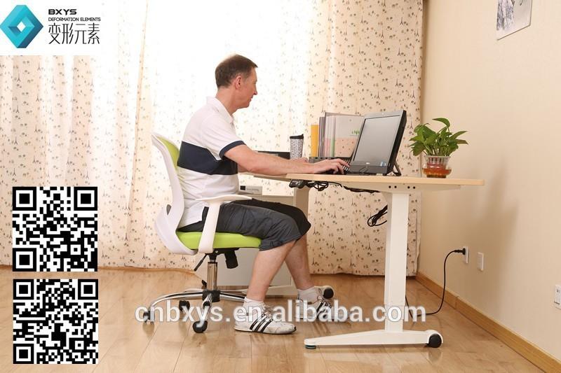 Réglable En Hauteur électrique Pied De Table De Table Réglable
