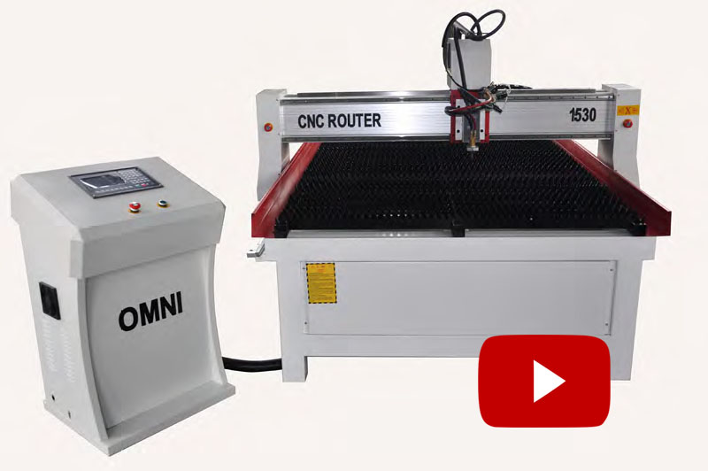 Cheap Price 1325 Cnc Plasma Cutting Machine With Thc For