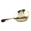 Amazon Hot sell Gold plated stainless steel cocktail julep strainer
