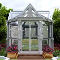 Tempered glass for sunroom/pop up solarium/glass sunroom panels