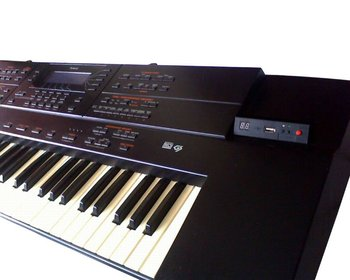 floppy to usb emulator used for yamaha korg roland music. Black Bedroom Furniture Sets. Home Design Ideas