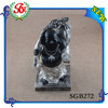 SGB272 New Decoration Standing Polyesrin Buddha Figure