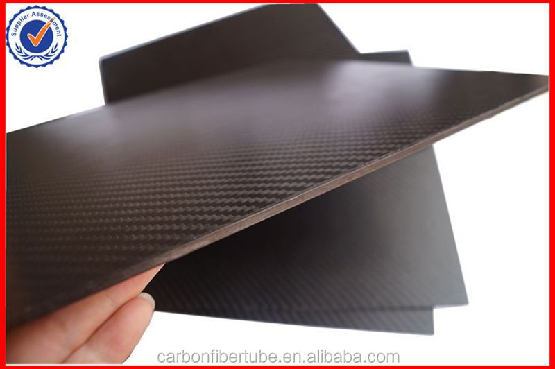 Thickness 6mm 7mm 8mm 9mm 10mm 3k carbon fiber plate/laminate