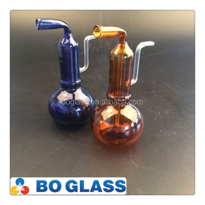 Modern customer designed glass snuff bottles from factory in high quality