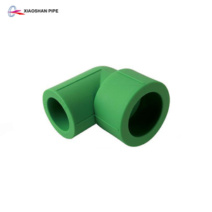 China supplier durable cheap pvc plastic ppr pipe fitting unequal elbow