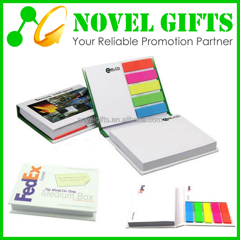 Promotion Gifts Combination Sticky Memo Pad Notepad