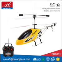 good choise 3.5CH gyro two speed rc plane china with high quality BR6801