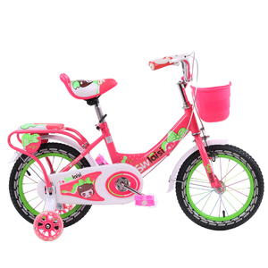 Factory Wholesale Cheap Price Lovely Small Kids Girls Bike